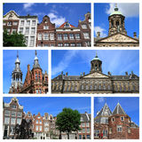 Impressions of Amsterdam Royalty Free Stock Images