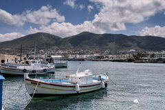 Impressions from Crete in Summer Royalty Free Stock Photo