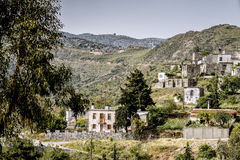 Impressions from Crete in Summer Stock Images