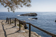 Impressions from Crete in Summer Stock Image