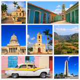 Impressions of Cuba Stock Image