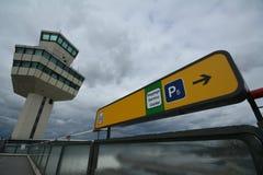 Impressions de Berlin Tegel Airport, Allemagne Photographie stock libre de droits