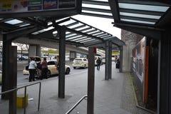 Impressions de Berlin Tegel Airport, Allemagne Images stock