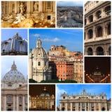 Impressions de Rome Image libre de droits