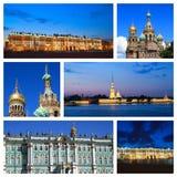 Impressions de St Petersbourg Image libre de droits