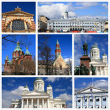 Impressions of Helsinki Royalty Free Stock Photography
