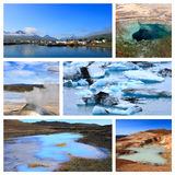 Impressions of Iceland Stock Photo