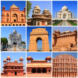 Impressions of India Royalty Free Stock Photography