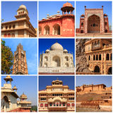 Impressions of India Royalty Free Stock Image