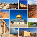Impressions of Israel Stock Photography