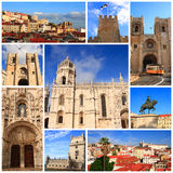 Impressions of Lisbon Royalty Free Stock Image