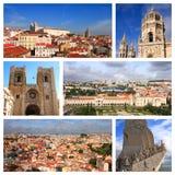 Impressions of Lisbon Stock Image