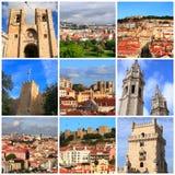 Impressions of Lisbon Stock Photos