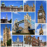 Impressions of London Stock Photography