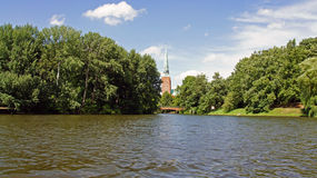Impressions from luebeck Stock Image