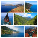 Impressions of Madeira Royalty Free Stock Photos