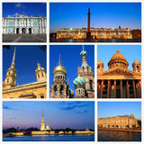 Impressions of Saint Petersburg Royalty Free Stock Image