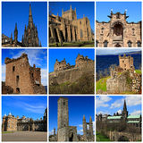 Impressions of Scotland Royalty Free Stock Photos