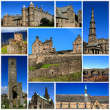 Impressions of Scotland Royalty Free Stock Images