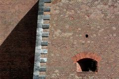 Impressions from the Spandau Citadel in Berlin, Germany Royalty Free Stock Photo