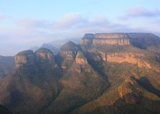 Blyde River Canyon Mpumalanga South Africa stock photo