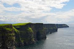 The impressive cliffs of Moher Stock Image