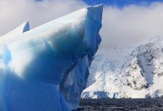 Impressive iceberg Royalty Free Stock Photography