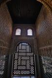 Impressive La Alhambra Stock Image