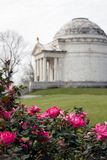 Civil War Illinois State Memorial stock photos