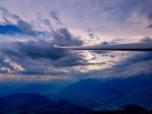 Impressive sky stock photo
