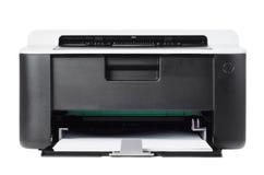 Impressora compacta isolada imagens de stock