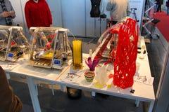 A impressora 3D Foto de Stock Royalty Free