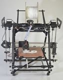 impressora 3D Imagem de Stock Royalty Free