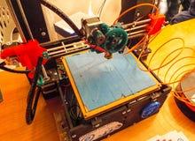impressora 3D Fotos de Stock