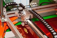 impressora 3D Imagens de Stock