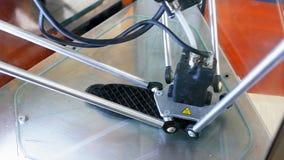 a impressora 3D executa a criação do produto Fotografia de Stock