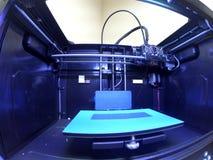 Impressora 3d vazia para dentro Imagem de Stock