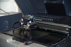 impressora 3D & x28; Polyjet& x29; Fotos de Stock