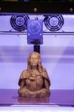 Impressora da impressão 3d Fotografia de Stock