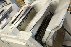 Impressora de laser do estilo Imagem de Stock Royalty Free