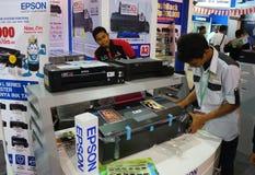 impressoras Fotografia de Stock