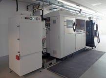Impressoras do metal 3D & x28; DMLS& x29; Fotografia de Stock