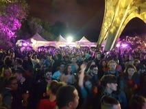 Impreza rave przyjęcie Zdjęcie Royalty Free