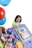 impreza urodzinowa. Obraz Stock