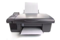 Imprimante à jet d'encre Photographie stock