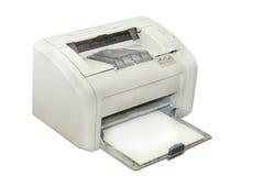 imprimante à jet d'encre Image libre de droits
