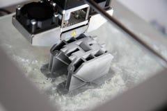 imprimante 3D Photographie stock libre de droits
