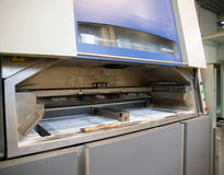 imprimante 3D et x28 ; SLS& x29 ; Photographie stock libre de droits