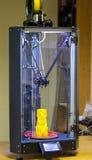 Imprimante 3D gyroscopique Photo stock
