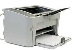 imprimante de bureau Photos libres de droits